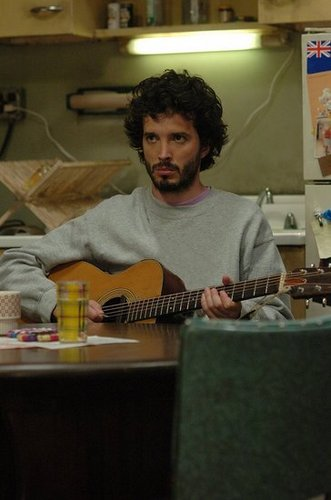 """Flight of the Conchords"":  Man Pad Personified"